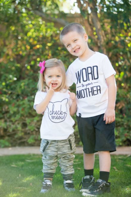Friday Faves: Tees for My Babes