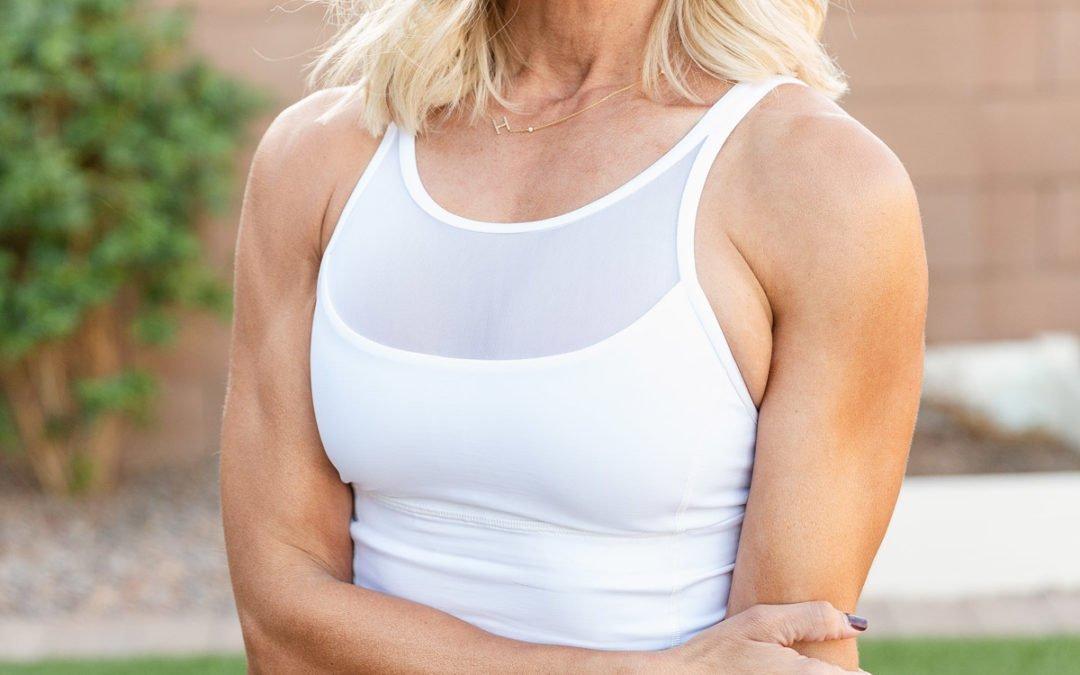 Slimmer Waist Tips: Sexy Shoulder Exercises