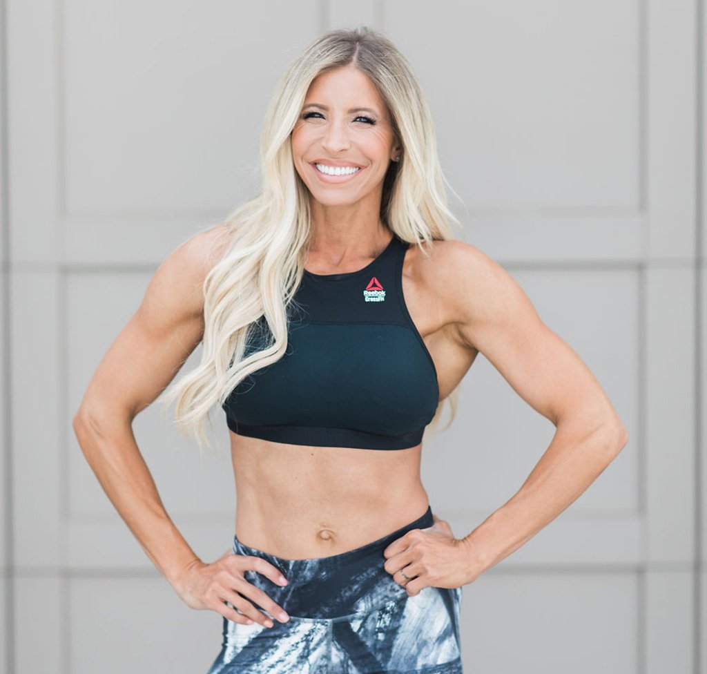 3b4a3eb1c Finding the Right Sports Bra for Your Body Type and Activity Level - Heidi  Powell