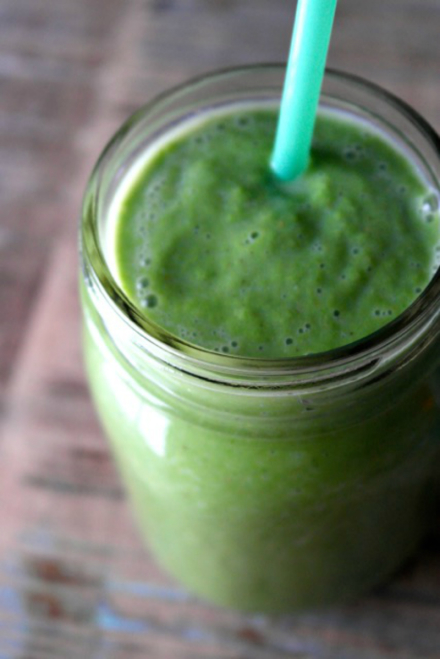 Drink Your Green This St. Patty's Day w/ a Hulk Shake!