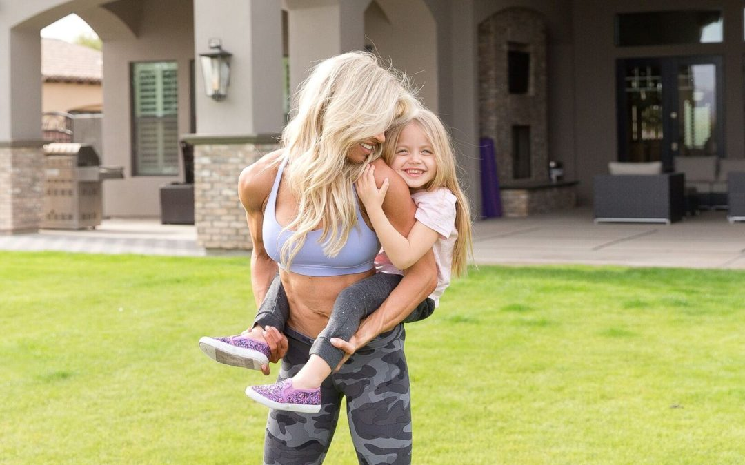 Mommy & Me Tabata Workout