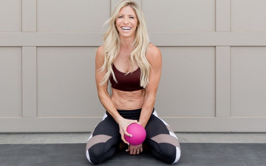 Deep Tissue Massage Ball for Myofascial Release || What, Why, and How + Top Exercises