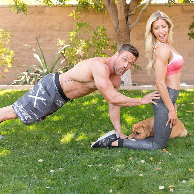 Feel the Love…and the Burn! || Ultimate Couple's Workout