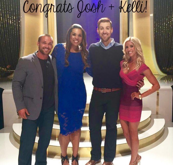 EWL's Josh + Kelli: Teamwork Makes the Dream Work!