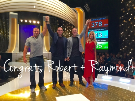 EWL's Robert + Raymond = Double Trouble & Double Inspo!