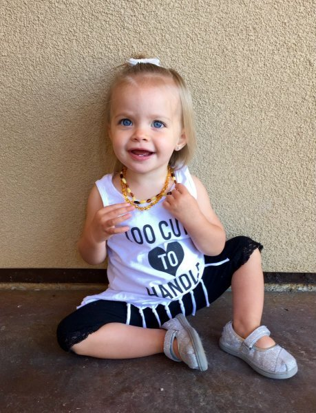 Friday Fave: Ruby's Favorite Teething Necklace!