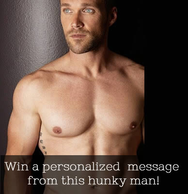 Hunky Mother's Day Contest!
