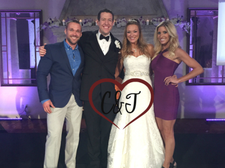 Love Can't Weight: The Newlywed Game w/ Tiffany + Cain!