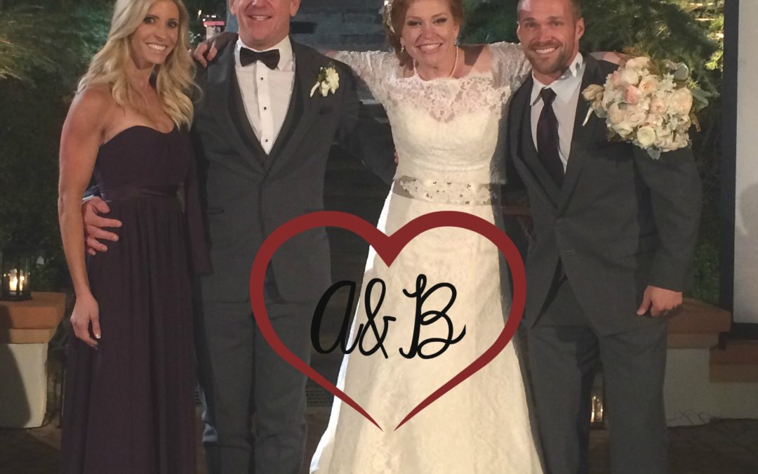 LCW's Amber + Bryce: Newlywed Game + Surprise Announcement!