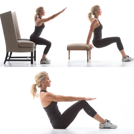 Commercial Break Workout: Total Body Blaster