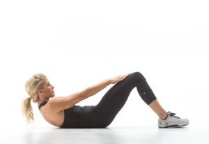 Exercise Movement Glossary: Swing Up