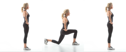Exercise Movement Glossary: Lunge