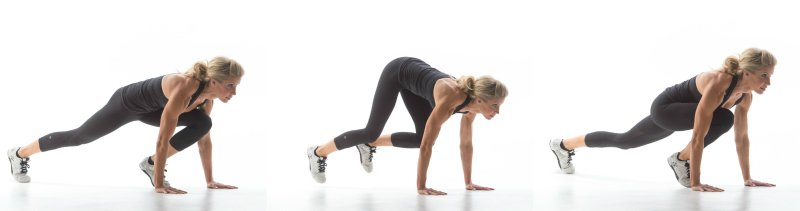 Exercise Movement Glossary: Mountain Climber