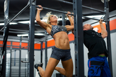 Friday Fitness Faves: Perfect for Partner Pull Ups