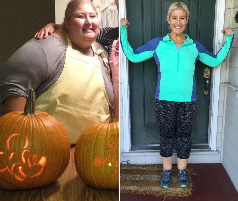 Record-Breaking At-Home Transformation || Jacqueline's Story