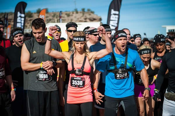 Fitness Fun with a Buddy + Spartan Race Giveaway!