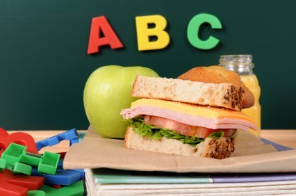 """""""What's for Lunch?"""" Back to School Style"""