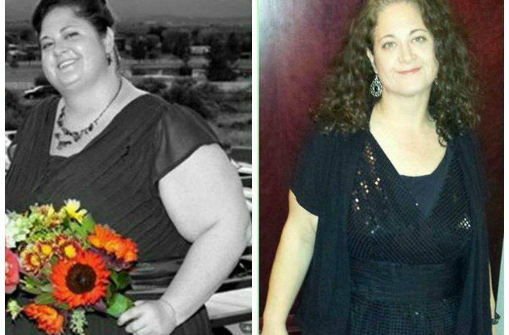 Weight Loss Wednesday: Jill Cummings