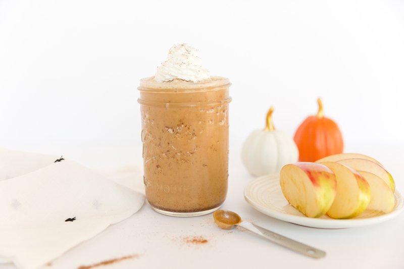 Pumpkin Spice Latte Protein Shake