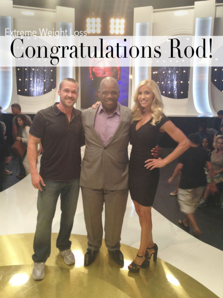 Extreme Weight Loss: Future Broadway Star – Rod!