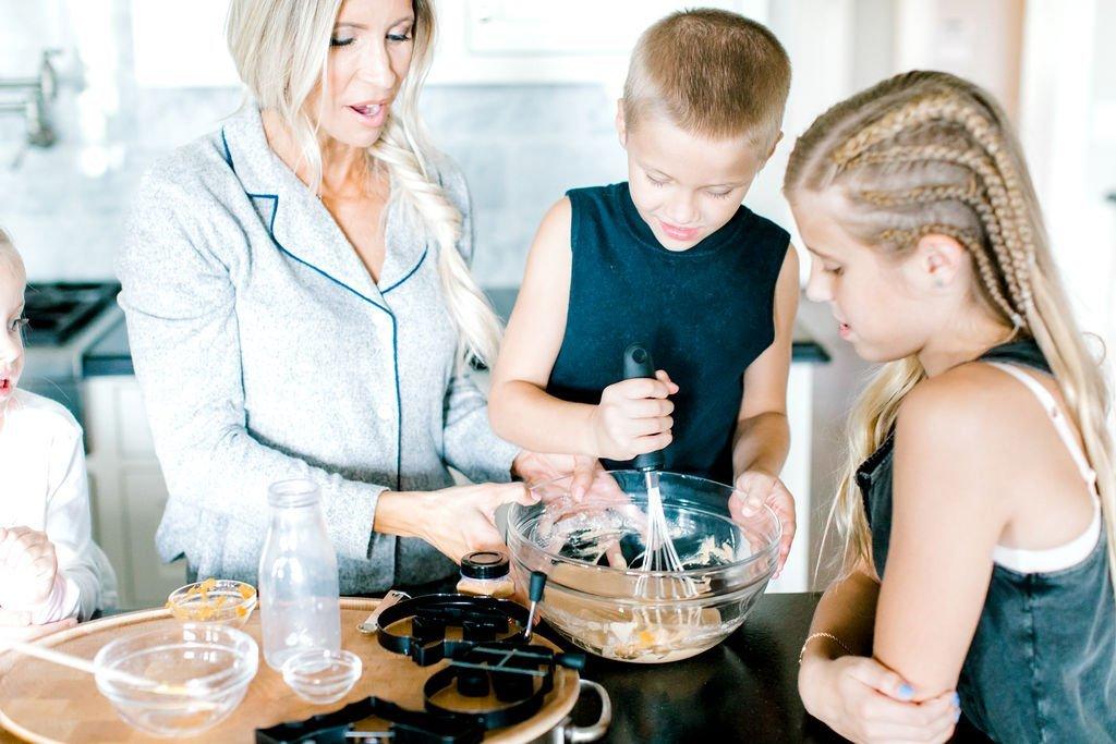 Healthy Pumpkin Pancakes Recipe
