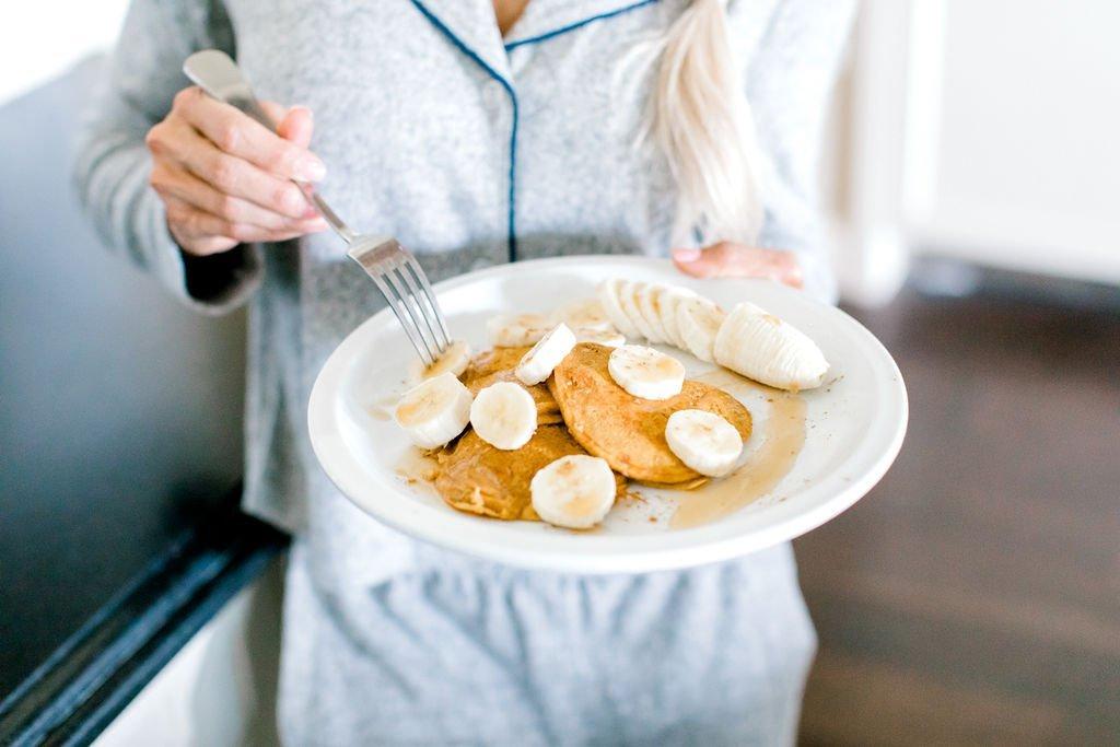 pumpkin protein pancake recipe