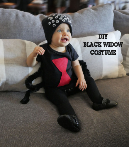 Ruby's First Halloween—DIY Style!