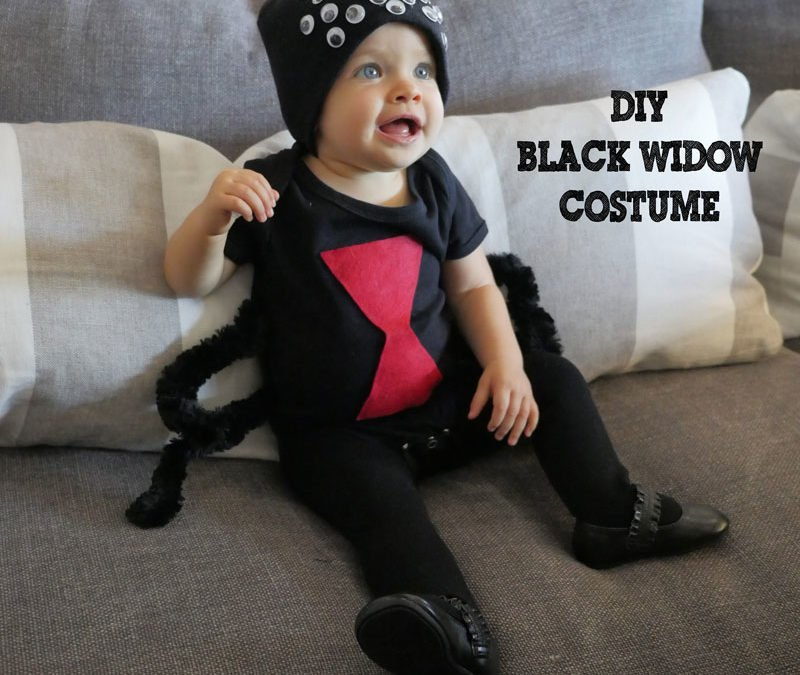 Ruby's First Halloween?DIY Style!