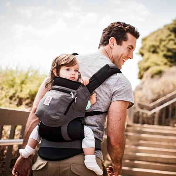 Enter to win an #Ergobaby Performance Carrier at http://heidipowell.com/?p=4334 in the #BabyPowell Giveaway #PowellPack #HeidiPowell