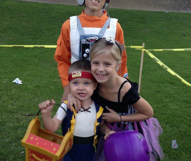 #FlashbackFriday: Halloween 2013 Fun!