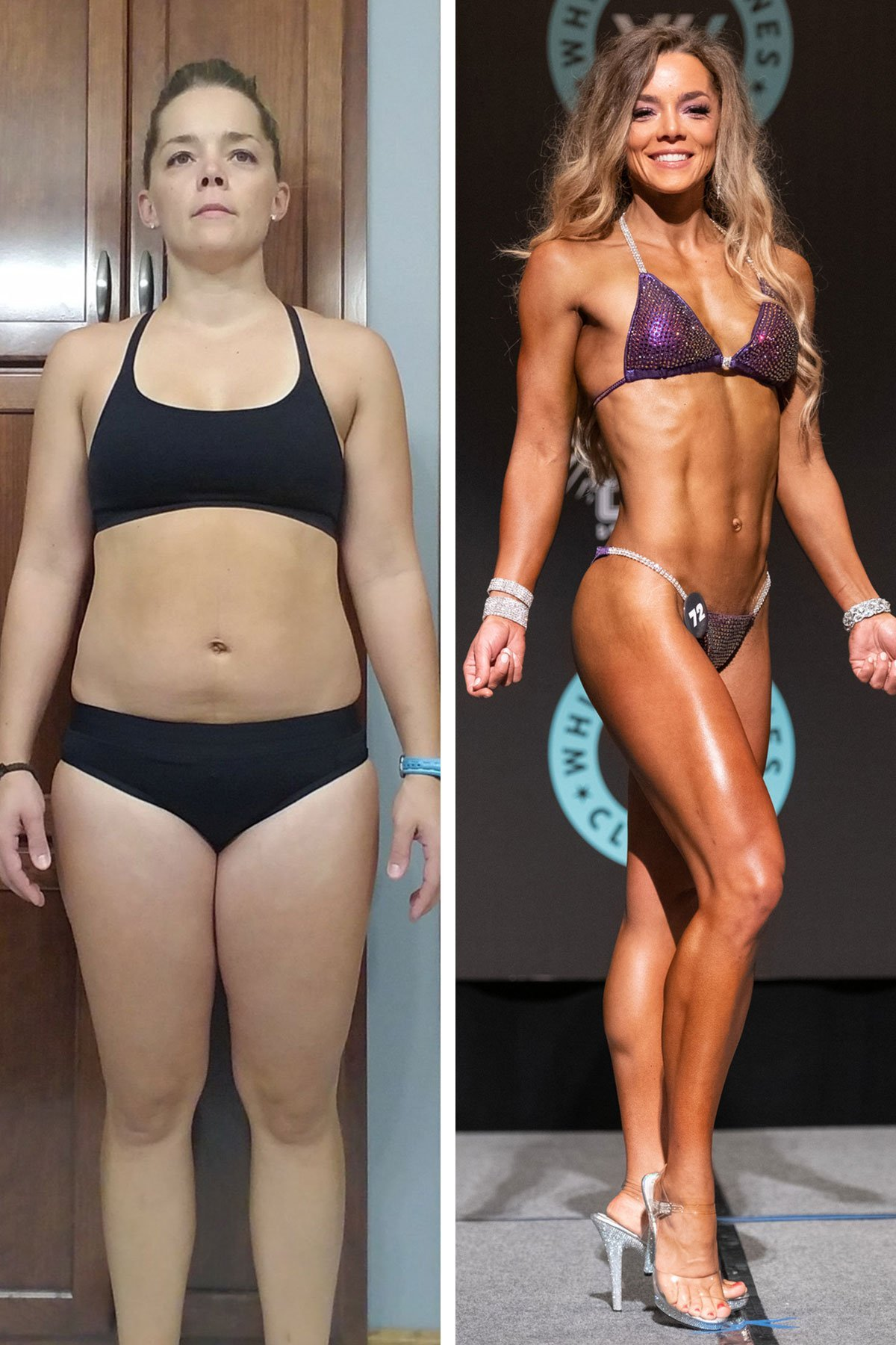 Mom Turned Competitor   Transform Athlete Ashley Terry