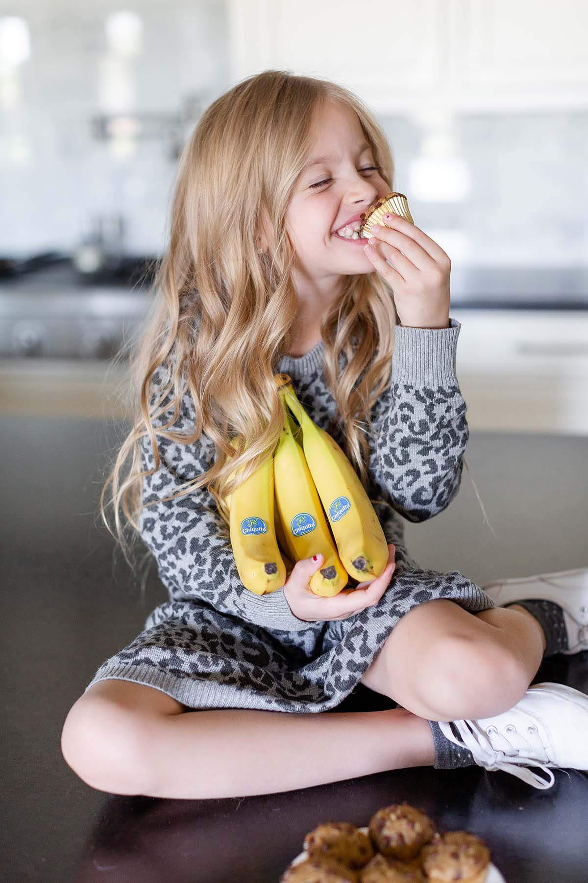 Going Bananas for the Best Banana Bread + Muffin Recipe
