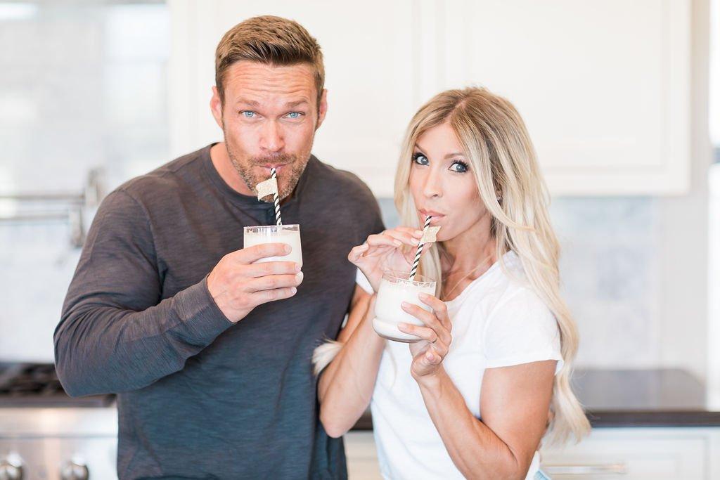eggnog protein shake recipe