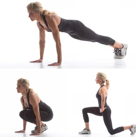 Extreme Transformation Sneak Peek Workout