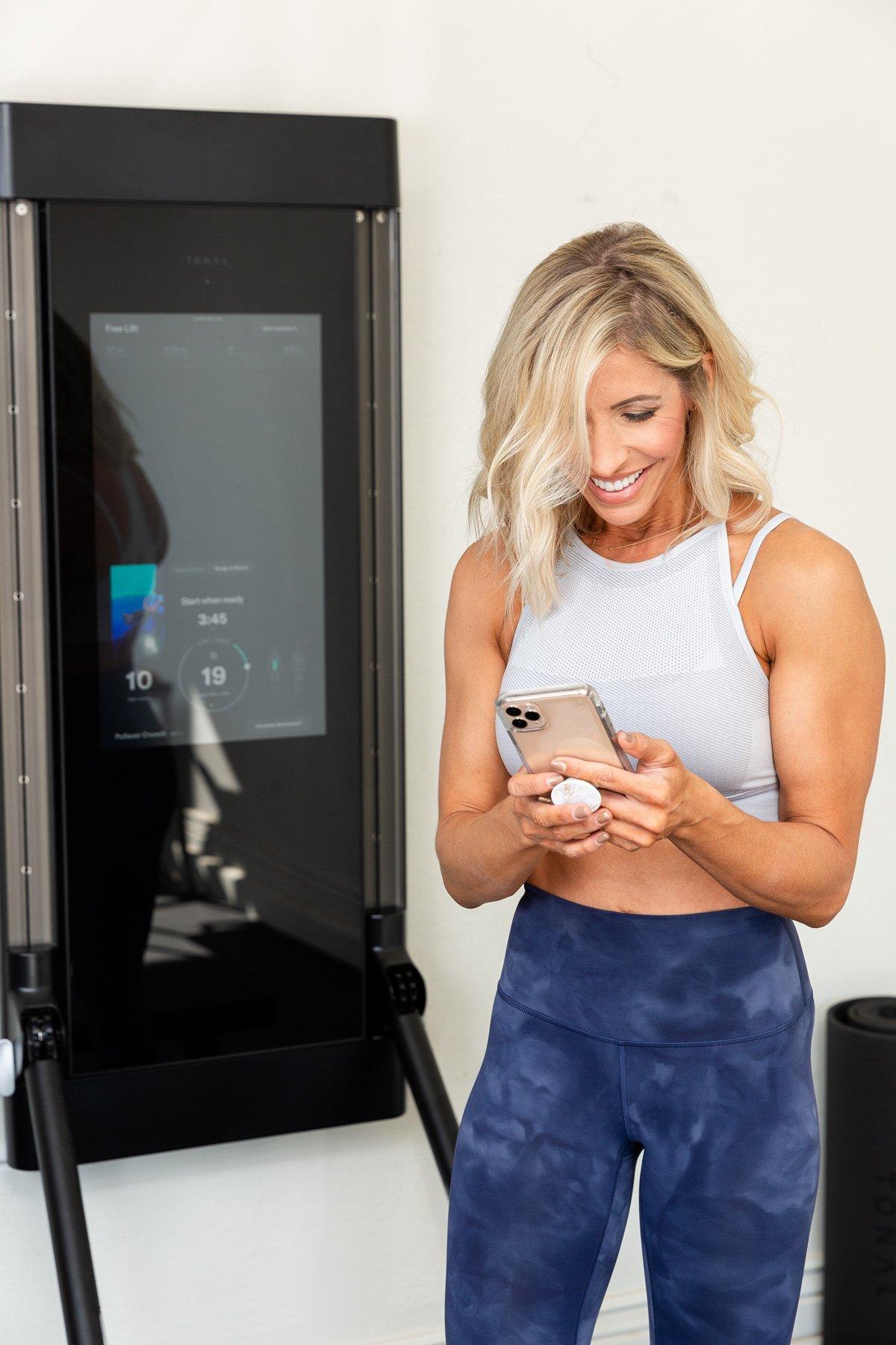 Get Smart: Tonal Home Gym Review