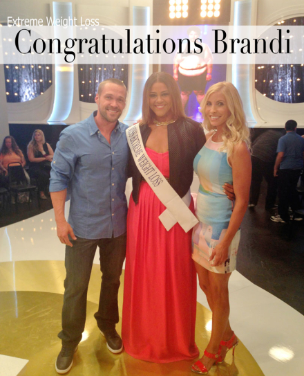 Miss Extreme Weight Loss: Brandi Mallory!