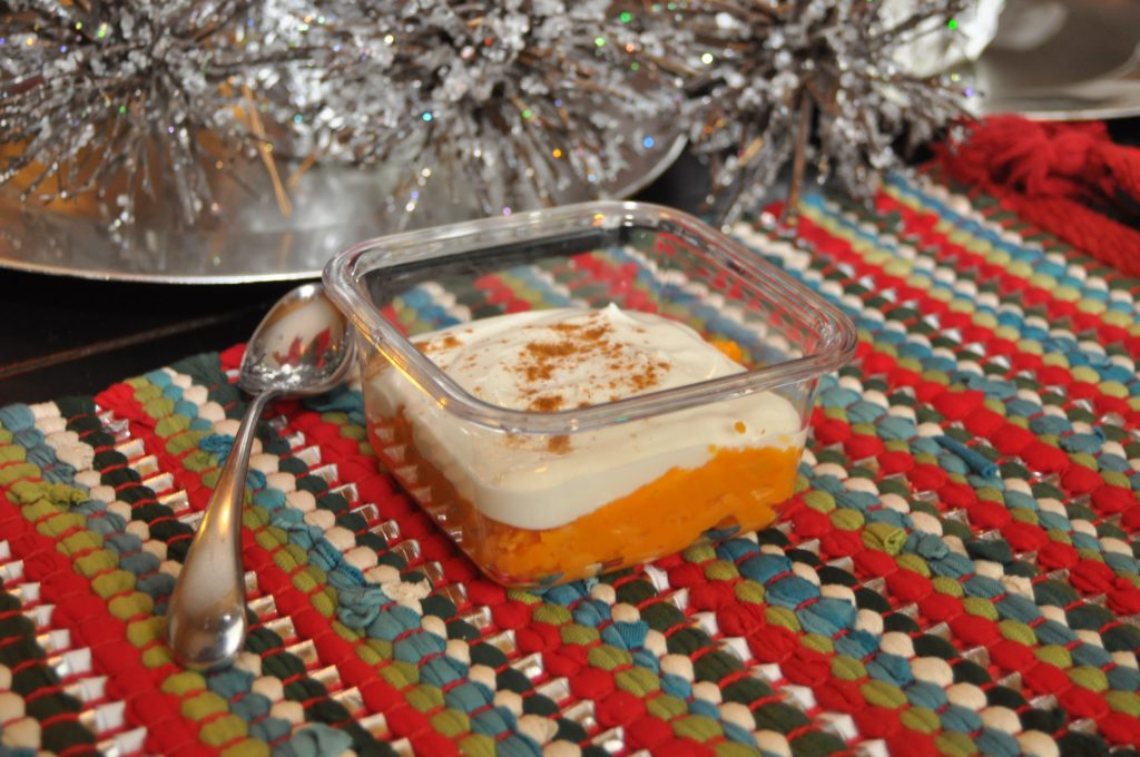 #HeidiPowell #SweetPotato Pudding #HealthySnack - Learn more at http://HeidiPowell.net/100