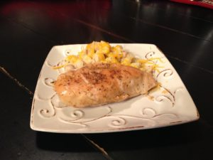 #HeidiPowell Garlic Lime Chicken #HealthyRecipes #EasyDinners - See the recipe on http://HeidiPowell.net/165