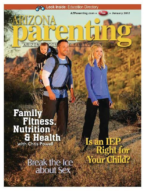 Arizona Parenting: Family Fitness, Nutrition and Health