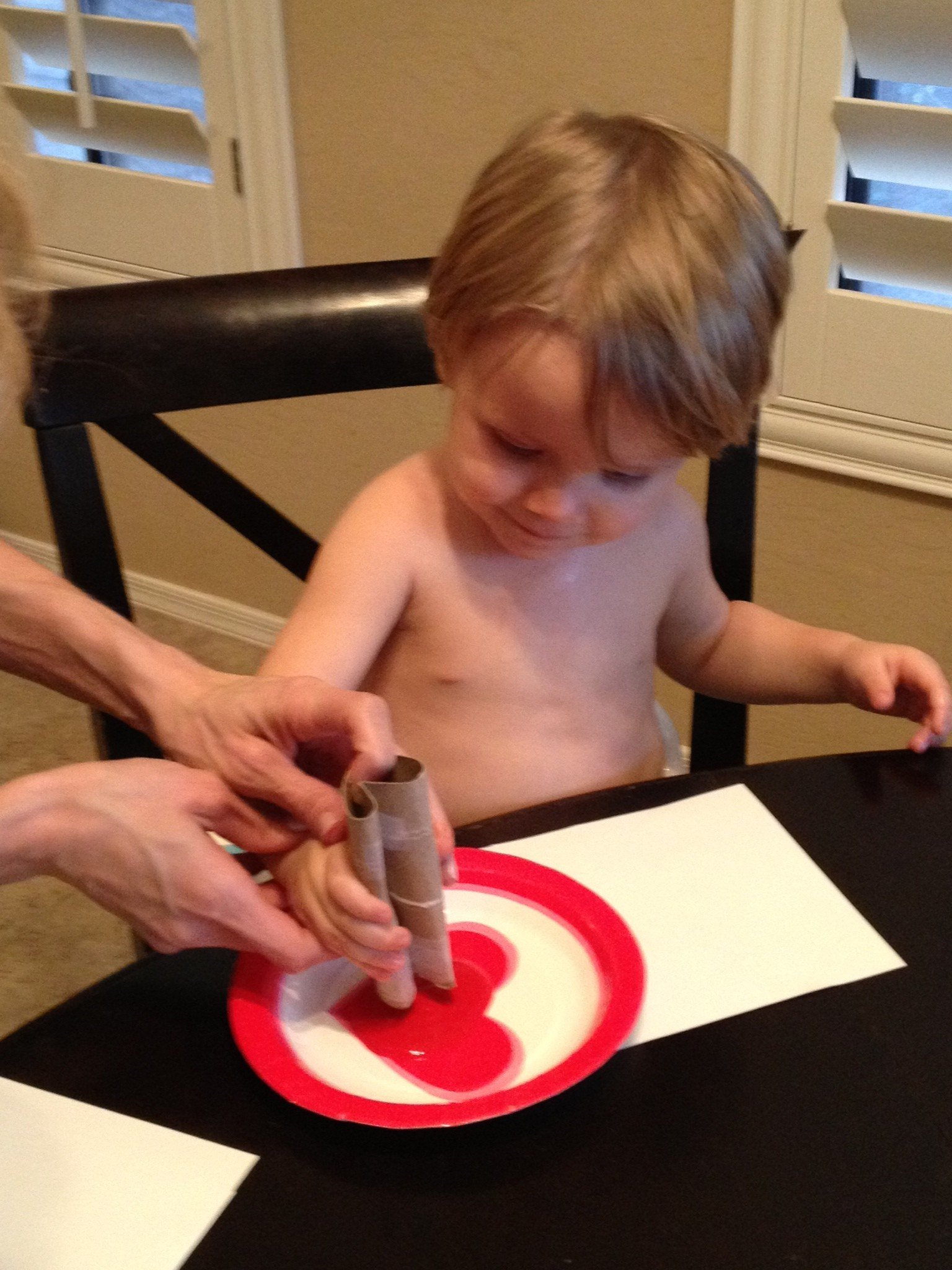 #PowellPack #ValentinesDay #Craft #KidsCrafts #HeidiPowell