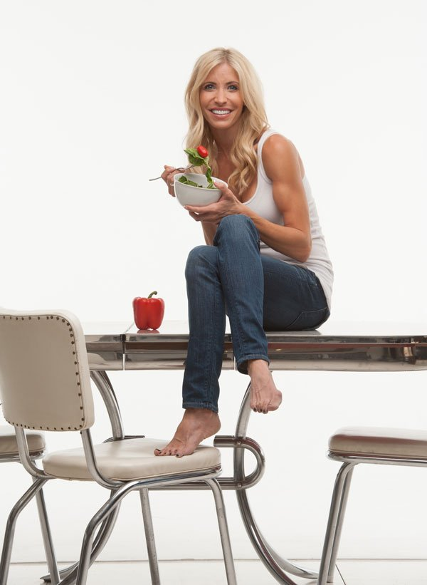 Eat Less Crap! - Learn more at http://HeidiPowell.net/454