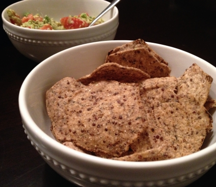 Happy National Tortilla Chip Day!