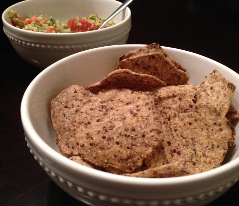 Heidi Powell and family celebrate National Tortilla Day