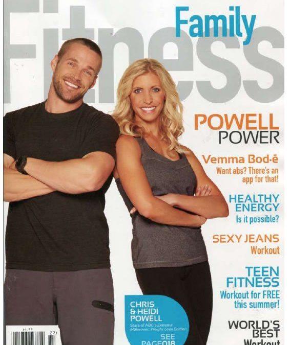 Family Fitness Magazine: Powell Power