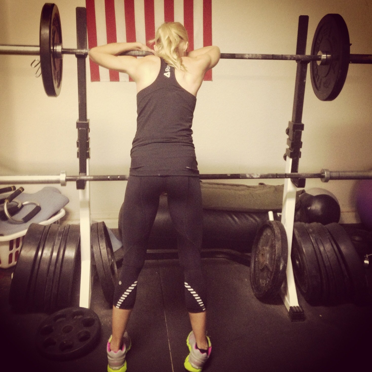 #HeidiPowell #Lululemon #WorkoutClothes