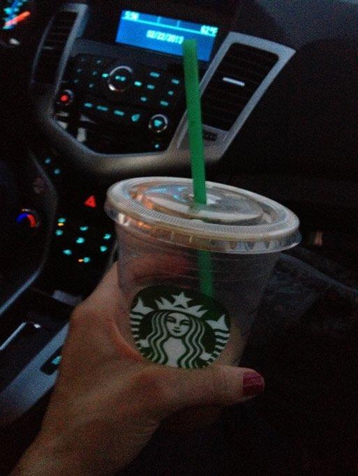 #PowellPack #Dayinthelife #Starbucks #HeidiPowell
