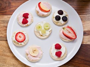 Fruit Flying Saucers - Learn more at http://HeidiPowell.net/3761