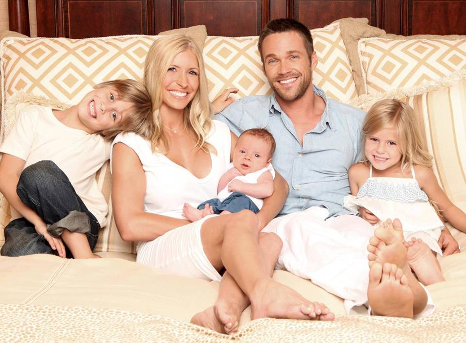 Celebrity Trainers Chris and Heidi Powell and family - Learn more at https://heidipowell.net/1214