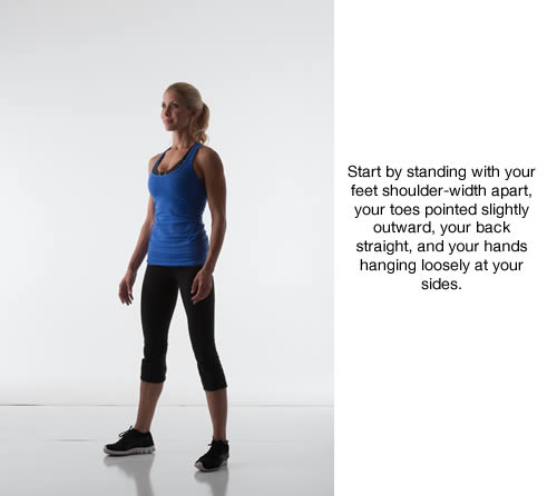 Celebrity Trainer Heidi Powell teaches the proper way to do a burpee - Learn more at https://heidipowell.net/1429
