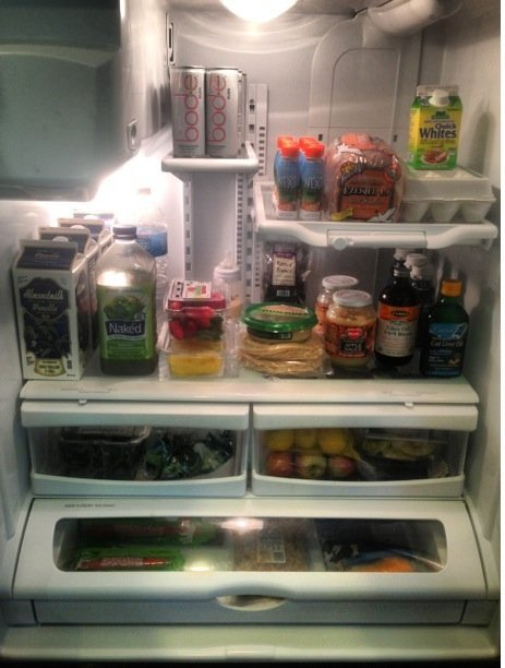 Celebrity Trainer Heidi Powell show us what's in her fridge - Learn more at https://heidipowell.net/1943